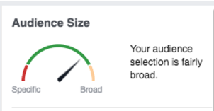 Facebook Audience Gauge